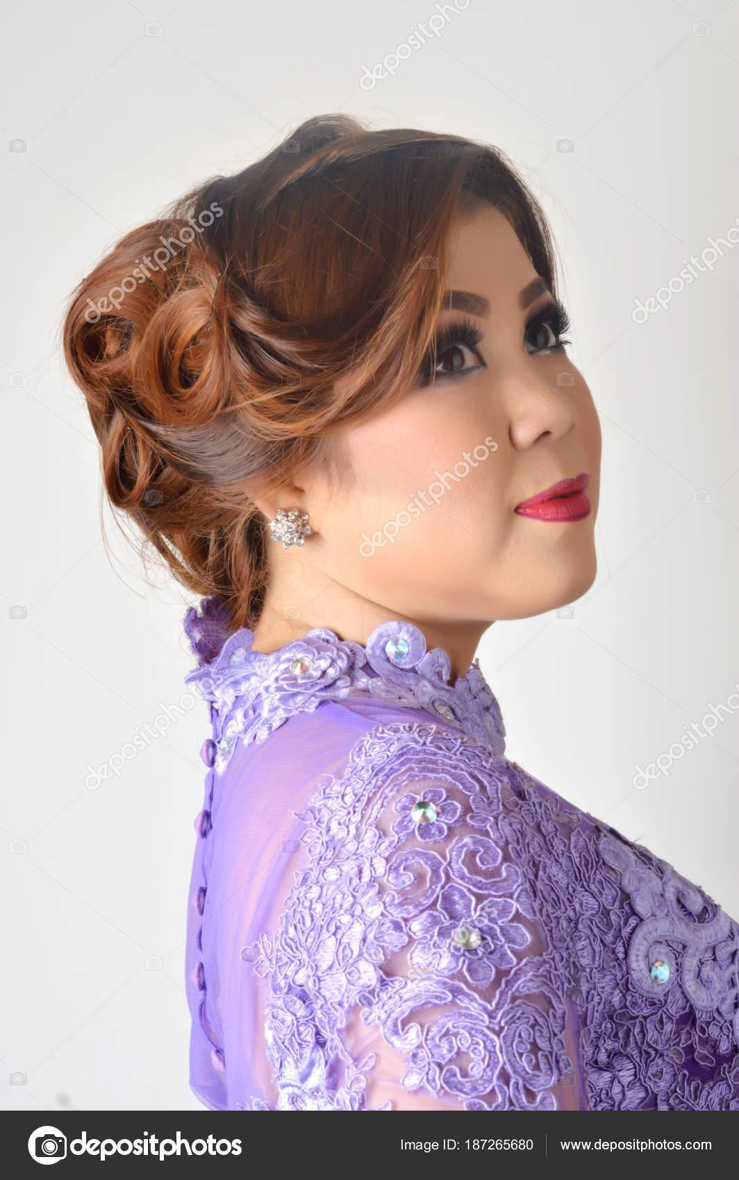 Magnífico Vestido De Novia Blanco Asiático Imágenes - Vestido de ...