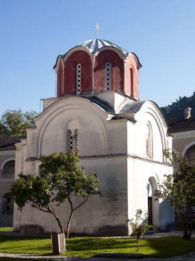 Serbian orthodox Monastery Studenica
