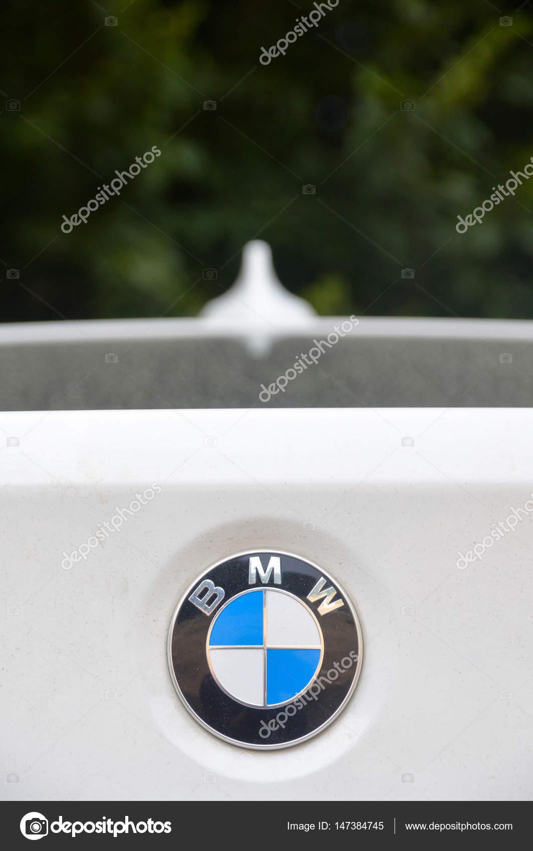 Bmw Metal Symbol Stock Editorial Photo Sserdarbasak 147384745