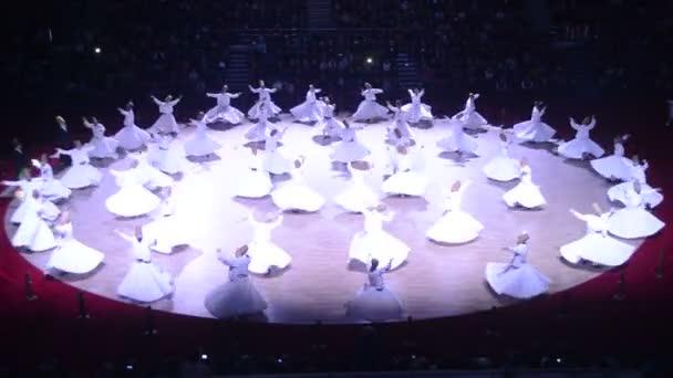 Mevlana dervišů tanec
