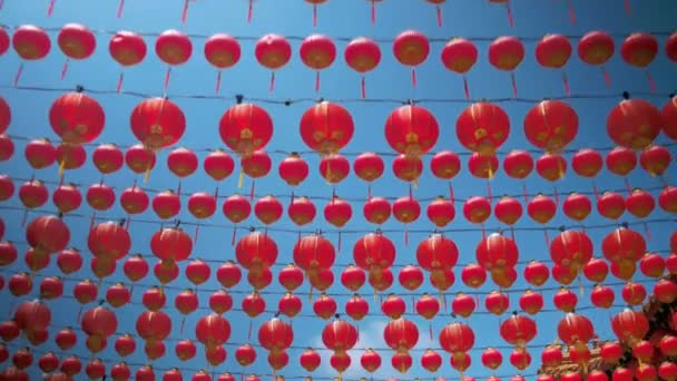 Chinese New Year, Chinese red lantern for spring festival