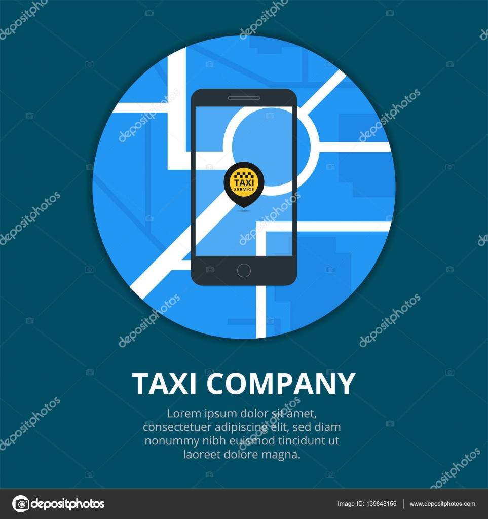 Conceito de app mvel do txi smartphone com mobile app e mapa da conceito de app mvel do txi smartphone com mobile app e mapa da cidade ccuart Gallery