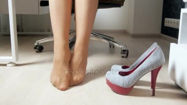 free nylon feet