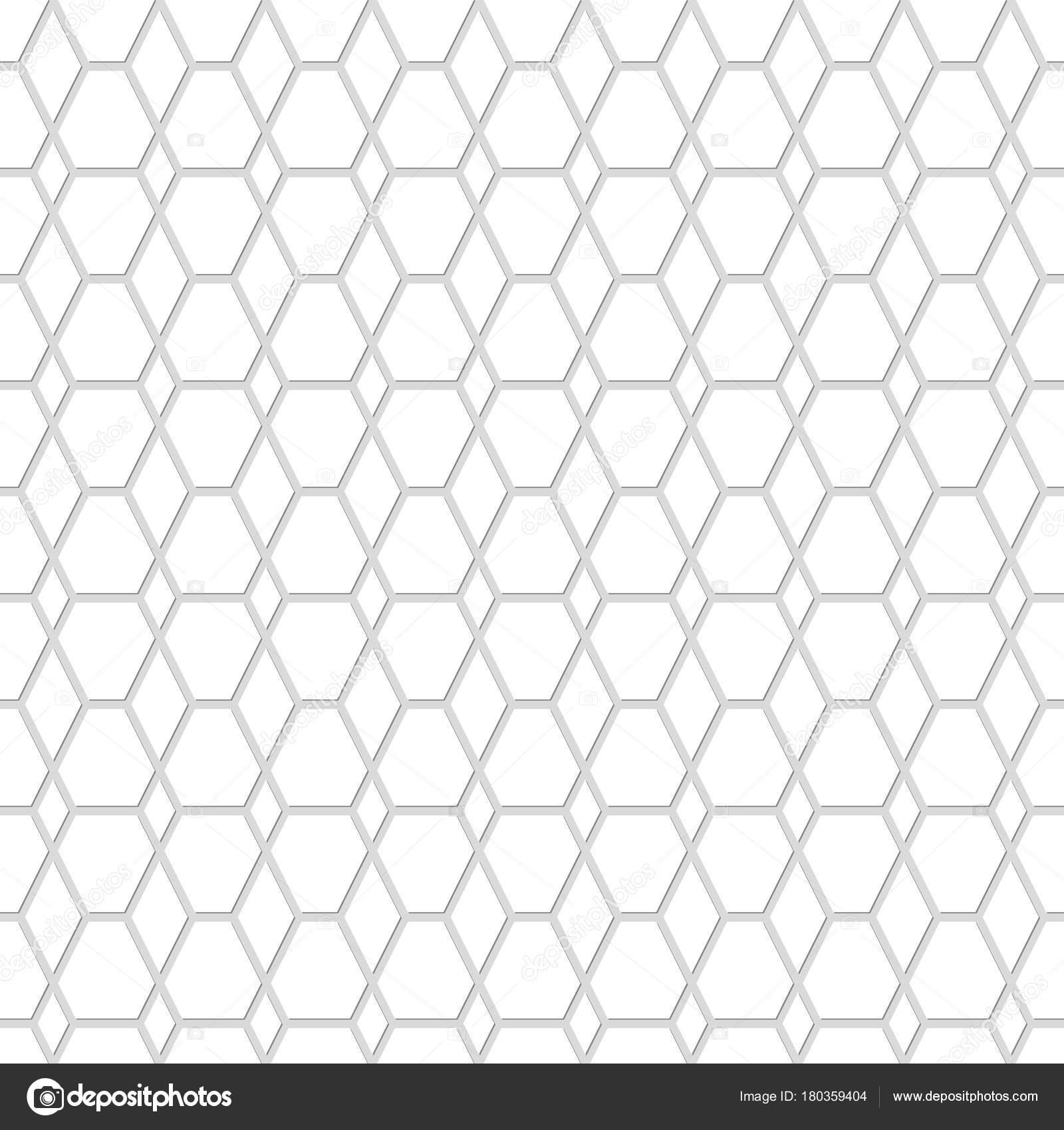 Sin fisuras patrón de puntos y cuadrados. Fondo geométrico — Archivo ...