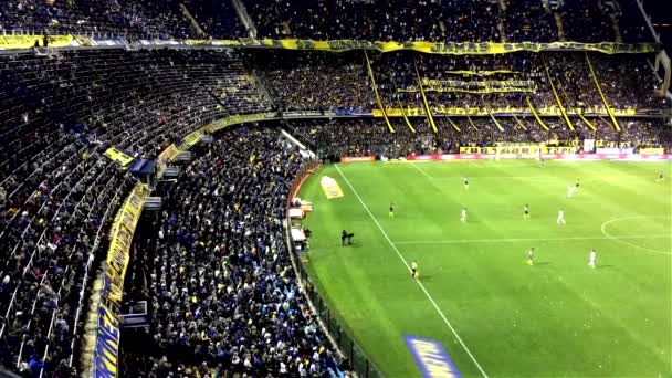 Boca Juniors Stadium, La Bombonera, in Buenos Aires