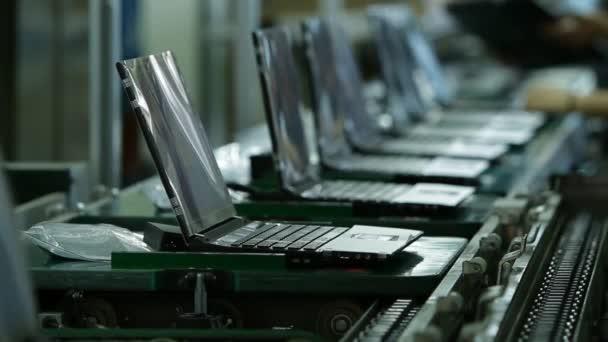 Počítač výrobní závod