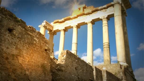 Roman Temple in Italy