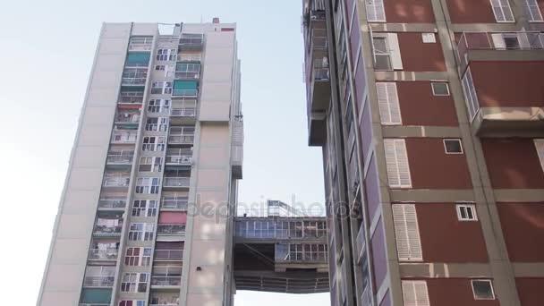 Bytové komplexu v Buenos Aires