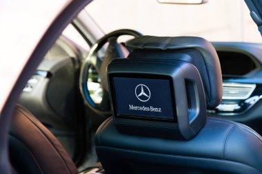 Interior (Designo) of used Mercedes-Benz S-Class S350 long (W221