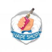 Logo del negozio di Vape