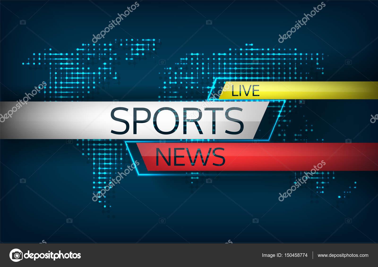 Imágenes Deportes Fondos: Imágenes: Fondos De Noticiero