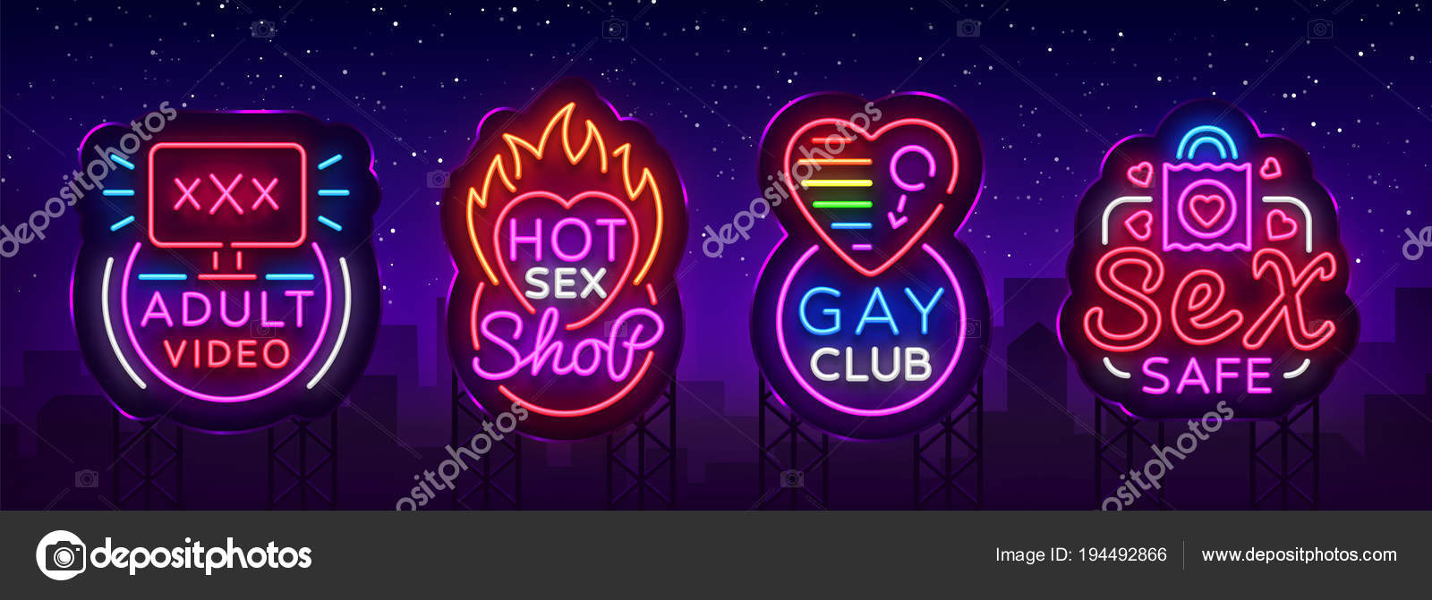 Gay adult toys