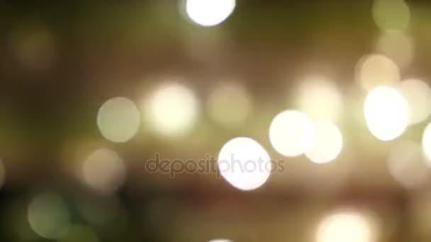Film vypálit Footage.Light impulsů a záře. krásný lehký únik v Ultra vysokém rozlišení na tmavém pozadí s skutečný výskyt závoje a lehký únik