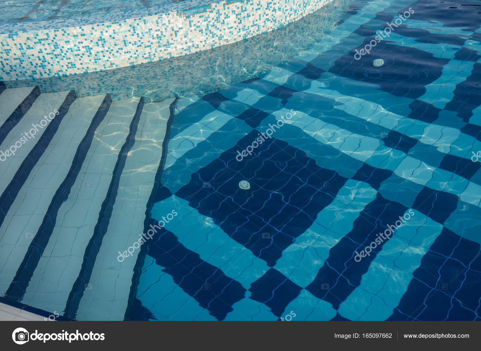 Priorità bassa di fondo di piscina u foto stock maskalin