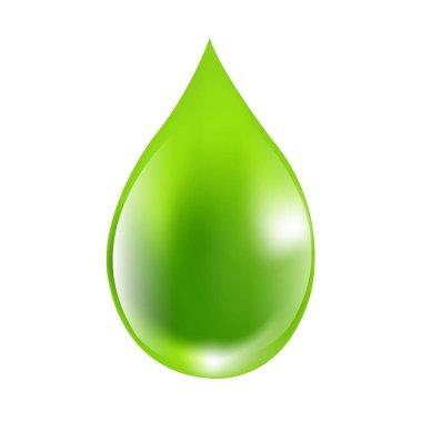 bright Green Drop