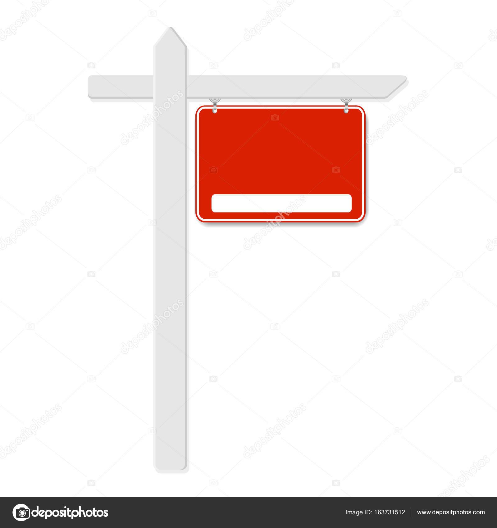 Remarquable Pancarte à vendre — Image vectorielle barbaliss © #163731512 NT-57