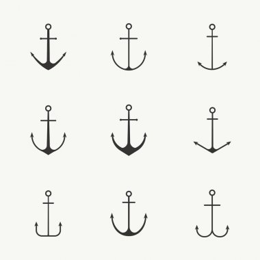 Anchor isolated set