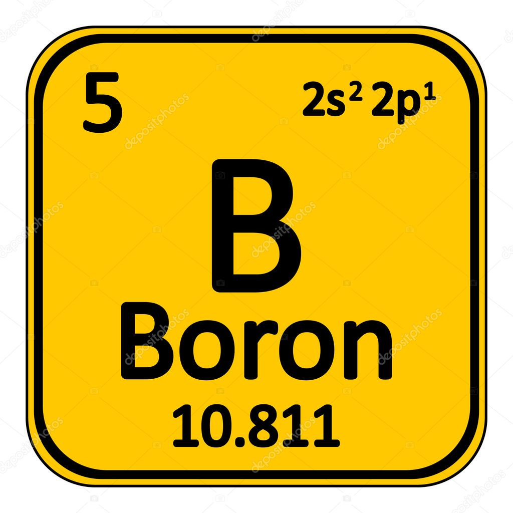 Boron stock vectors royalty free boron illustrations depositphotos periodic table element boron icon stock vector buycottarizona