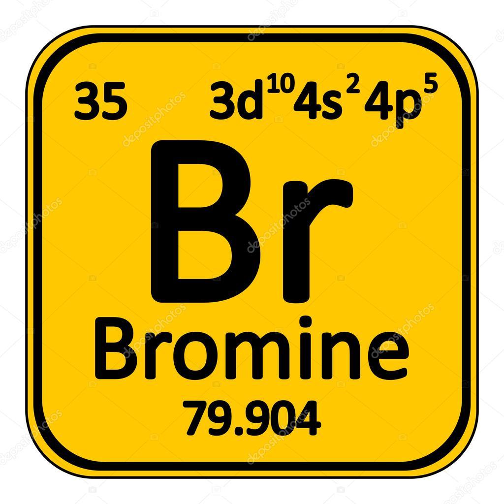 Icono de tabla periodica elemento bromo archivo imgenes icono de tabla periodica elemento bromo archivo imgenes vectoriales urtaz Images