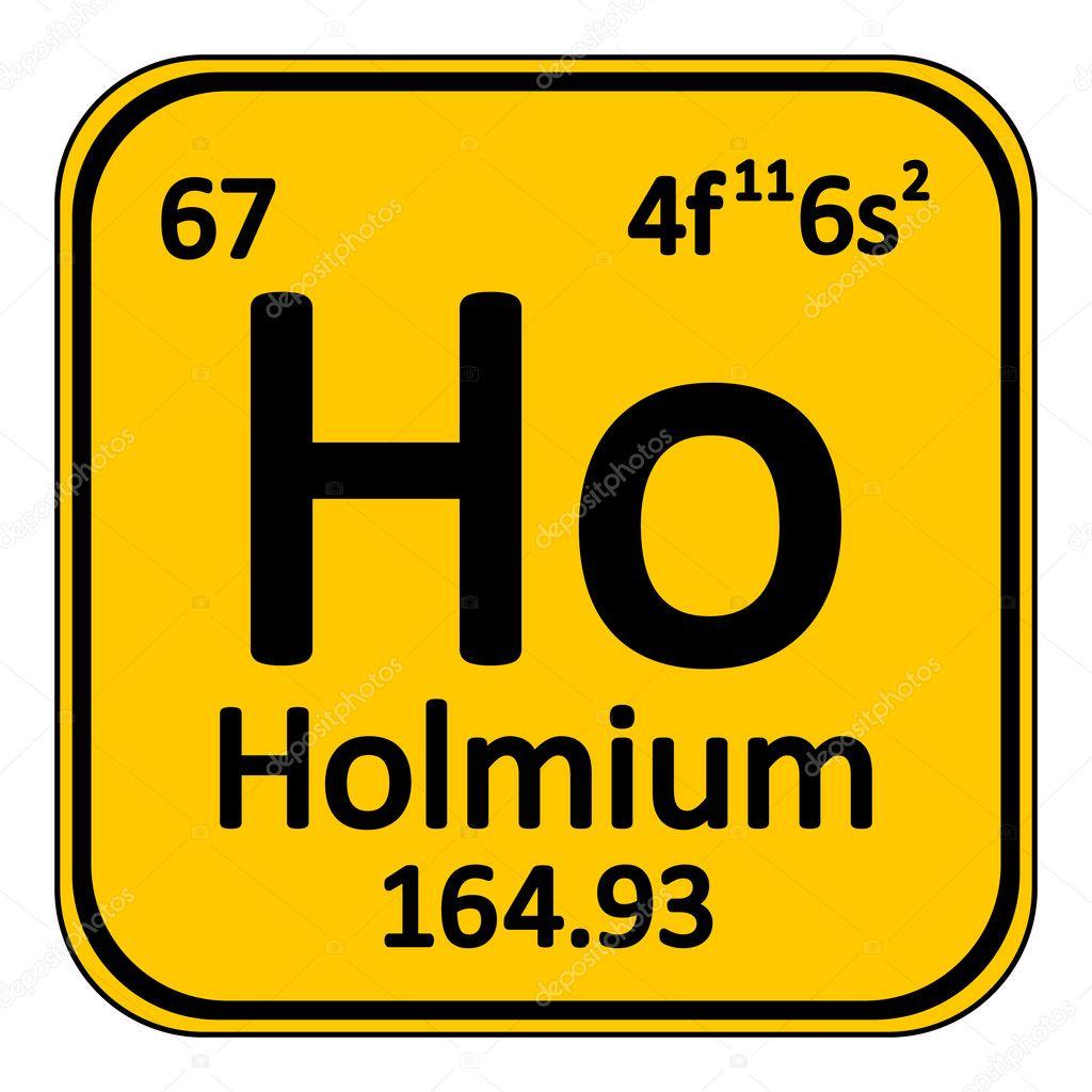 Icono de holmio de elemento de tabla peridica archivo imgenes icono de holmio de elemento de tabla peridica archivo imgenes vectoriales urtaz Image collections