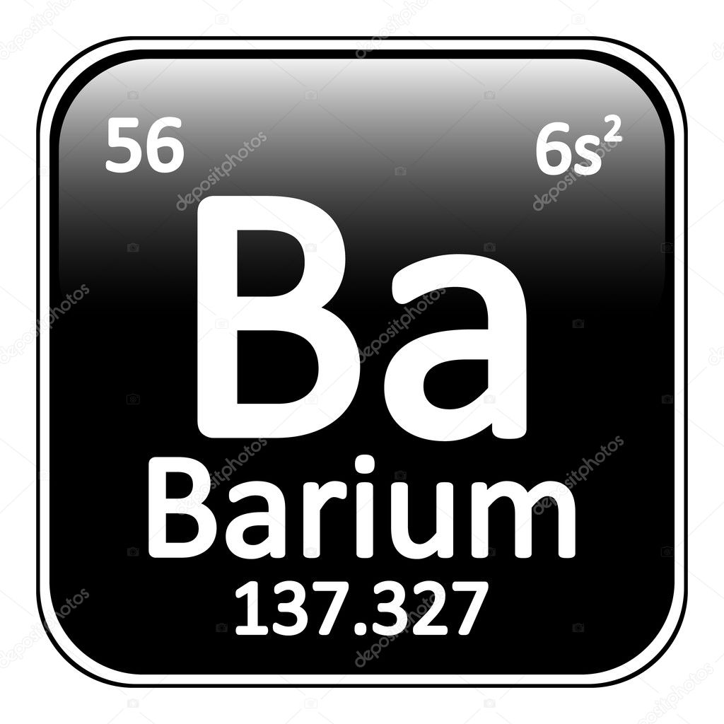 Periodic table barium gallery periodic table images barium in periodic table image collections periodic table images periodic table element barium icon stock vector gamestrikefo Image collections