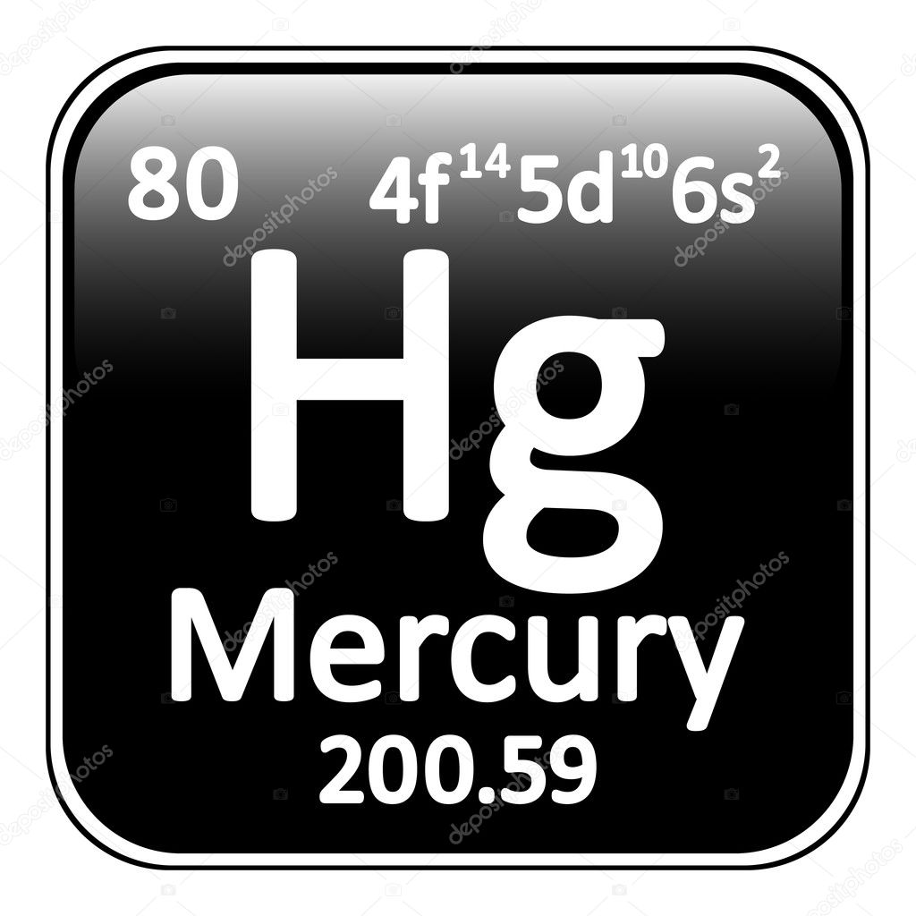 What Is Mercury On The Periodic Table Brokeasshome Com