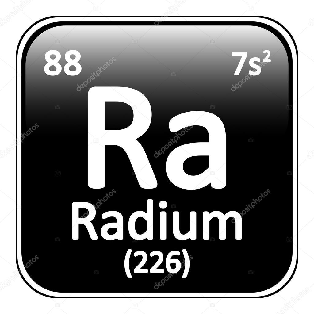 Icono de radio de elemento de tabla peridica vector de stock icono de radio de elemento de tabla peridica vector de stock urtaz Choice Image