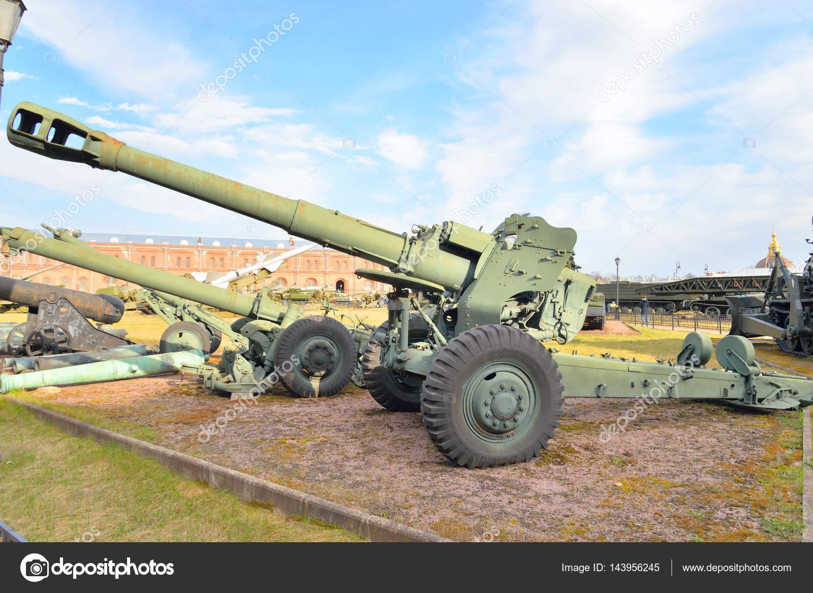 152 mm 榴弾砲 D-20 軍事歴史博...