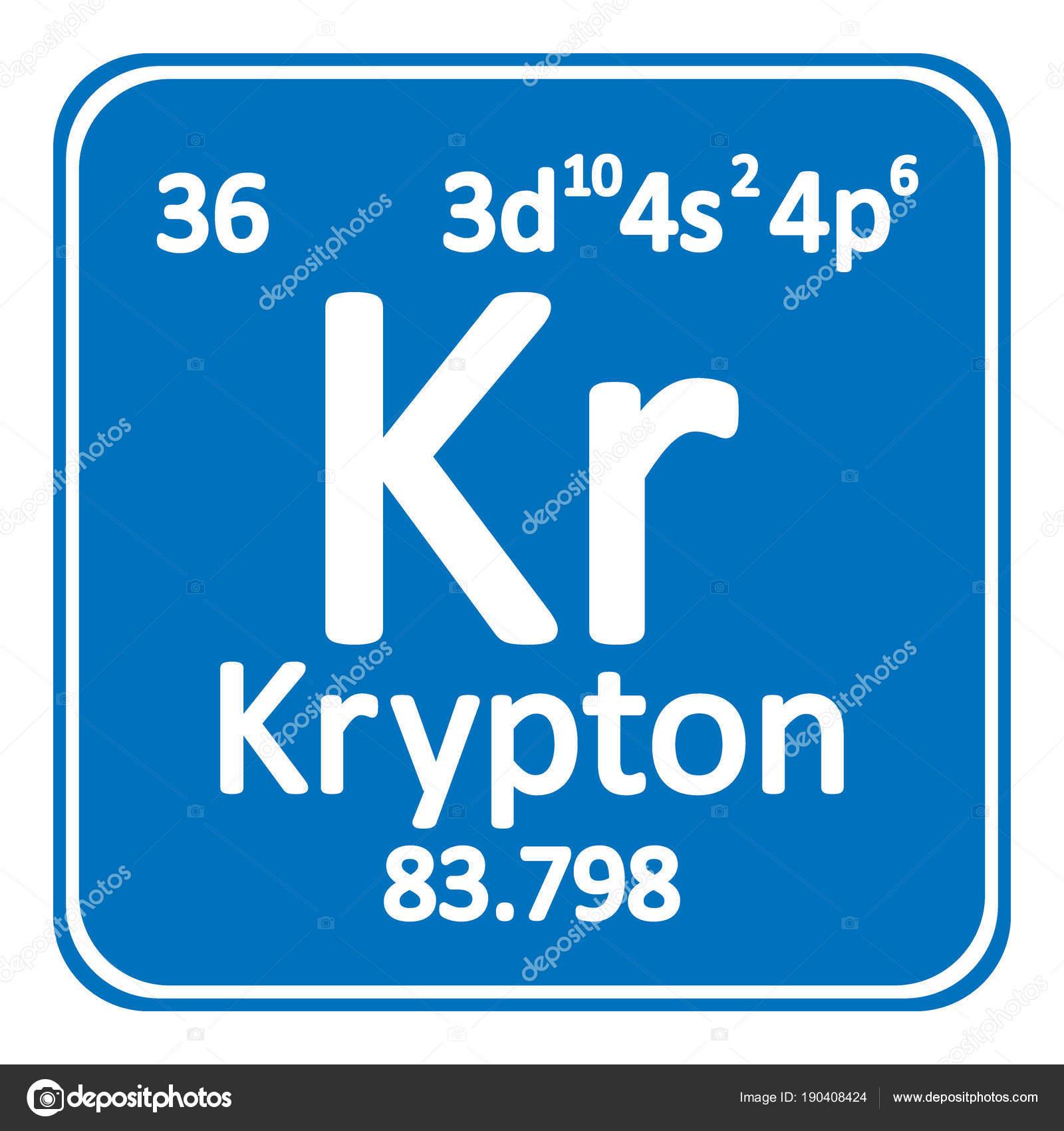 Icono de tabla periodica elemento criptn archivo imgenes icono de tabla periodica elemento criptn archivo imgenes vectoriales urtaz Gallery