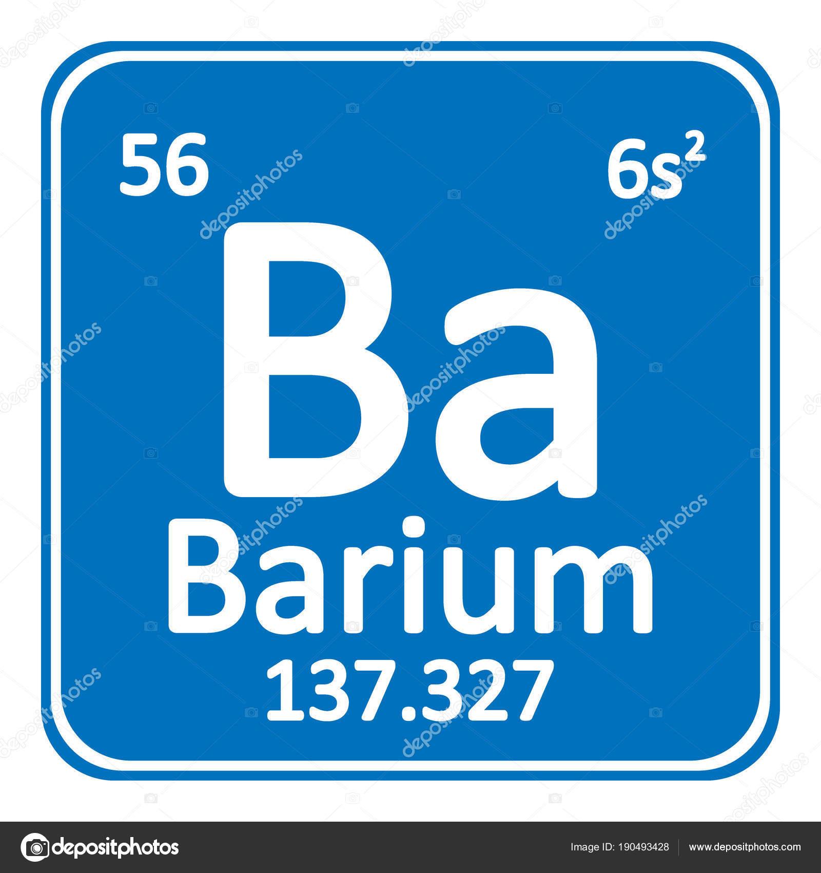 Icono de tabla periodica elemento bario archivo imgenes icono de tabla periodica elemento bario archivo imgenes vectoriales urtaz Choice Image