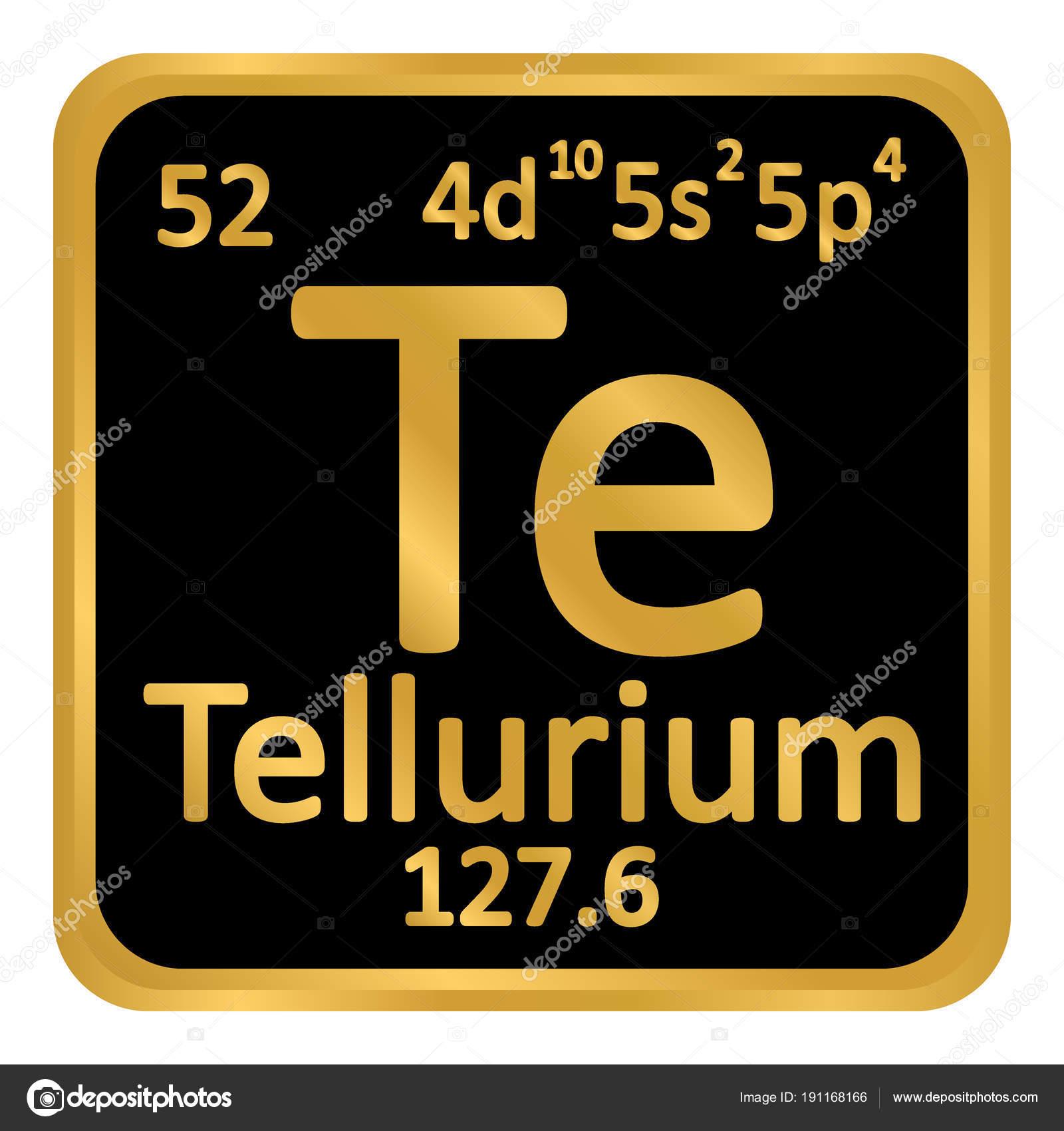 Icono de tabla periodica elemento telurio archivo imgenes icono de tabla periodica elemento telurio archivo imgenes vectoriales urtaz Gallery