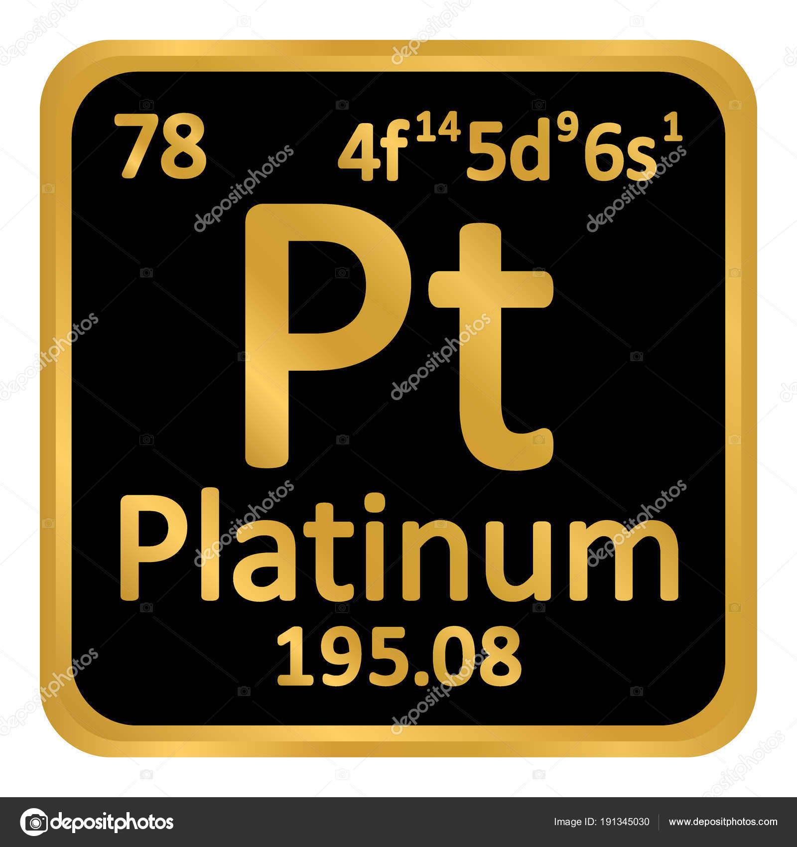 image chemical flat royalty vector free element platinum