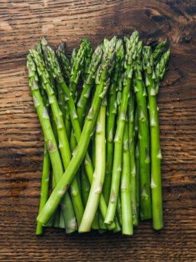 Fresh ripe Asparagus