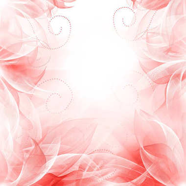 Floral romantic tender pink background.