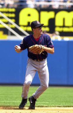 Omar Vizquel of Cleveland Indians