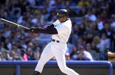 Bernie Williams New York Yankees