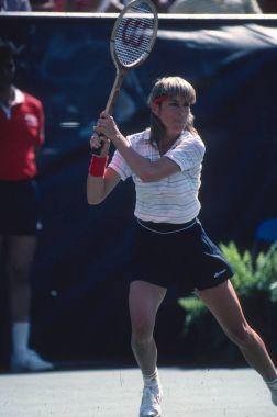 Chris Evert professional Tennis Player.
