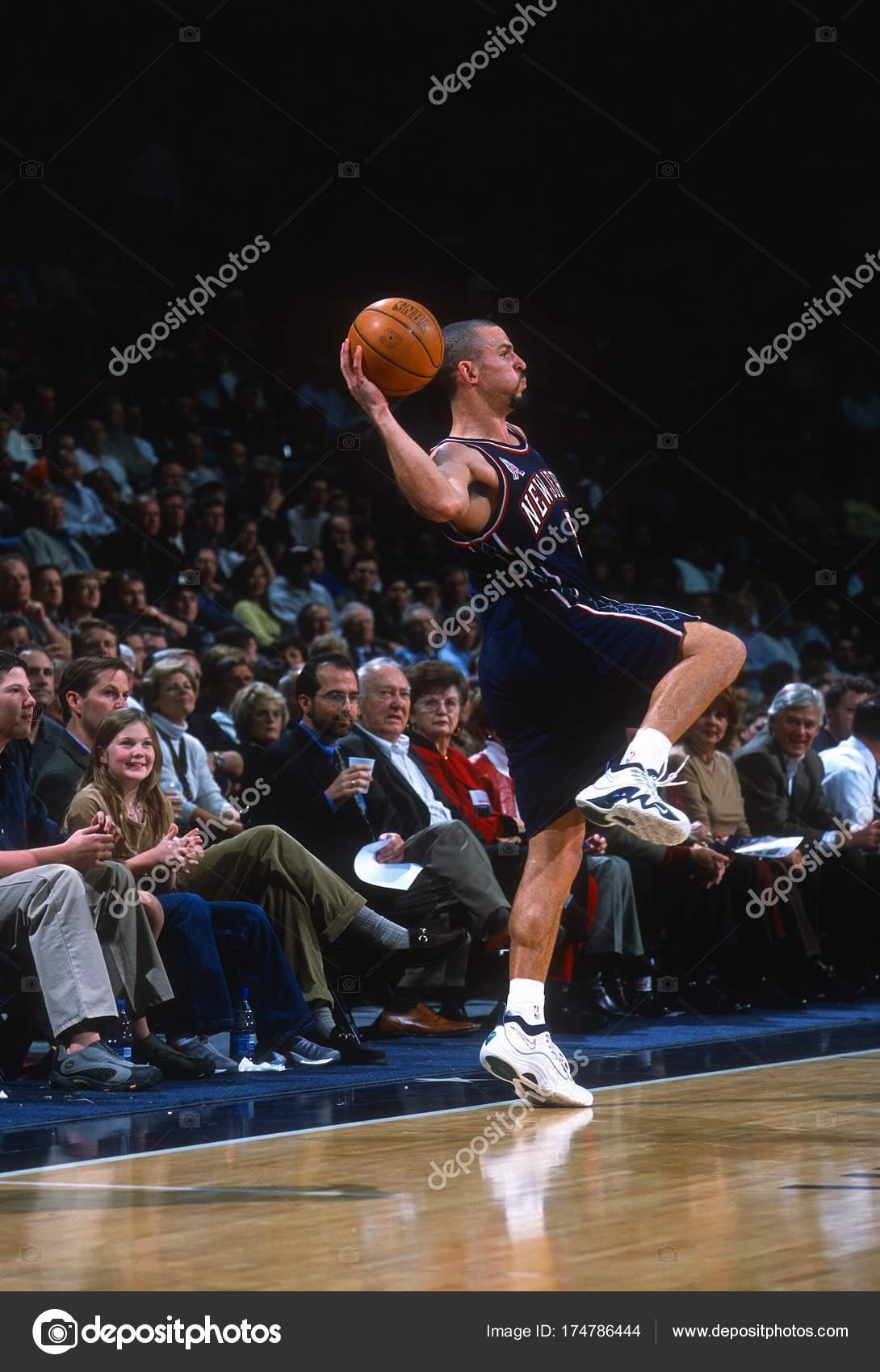 separation shoes 7b20f 3c495 Jason Kidd New Jersey Nets – Stock Editorial Photo ...