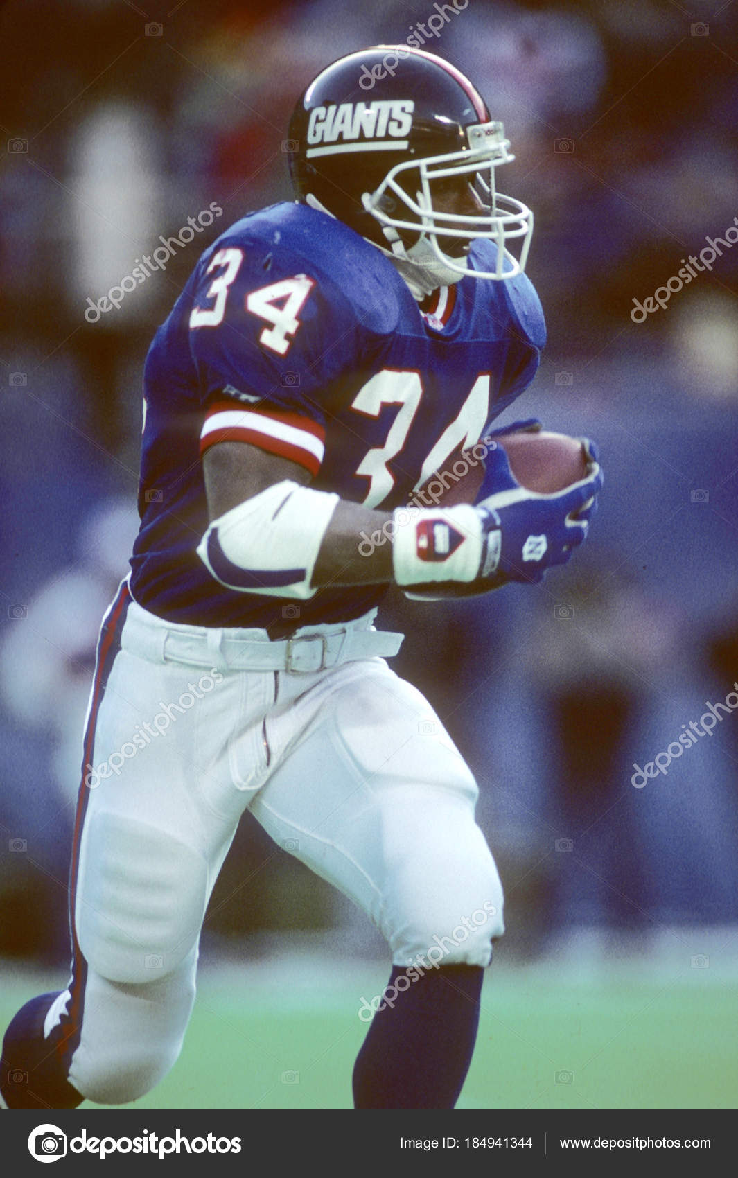 97c6fe9790e Lewis Tillman New York Giants New York Giants – Stock Editorial ...