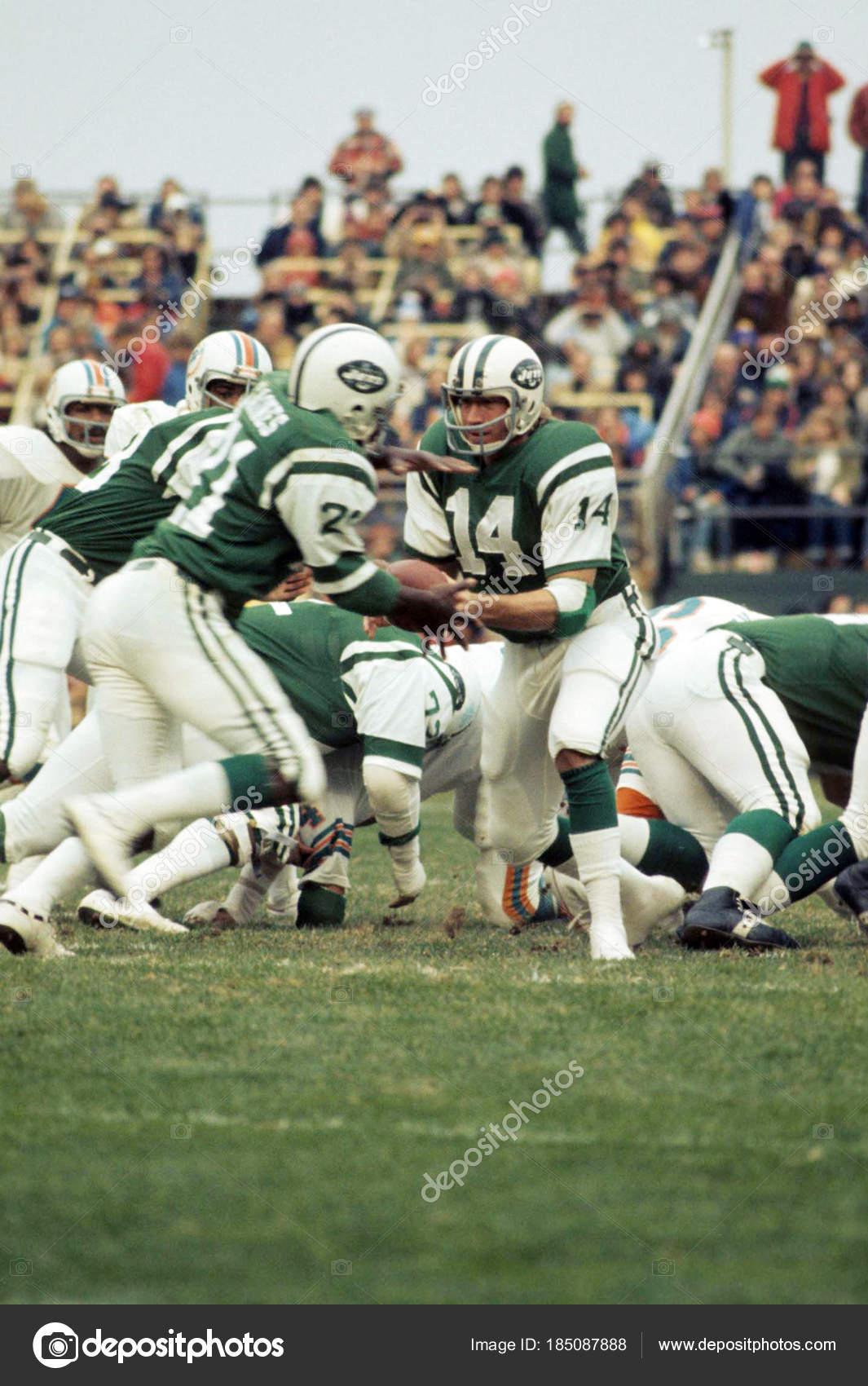 richard todd quarterback new york jets stock editorial photo