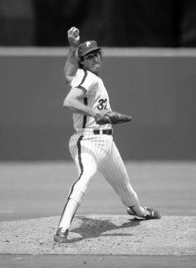 Steve Carlton of the Philadelphia Phillies.