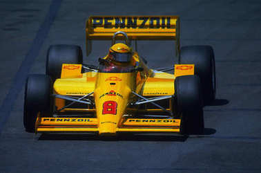 Rick Mears Indy Car Driver
