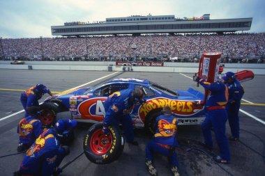Kyle Petty NASCAR Race Driver.