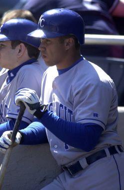 Carlos Beltran of the Kansas City Royals.