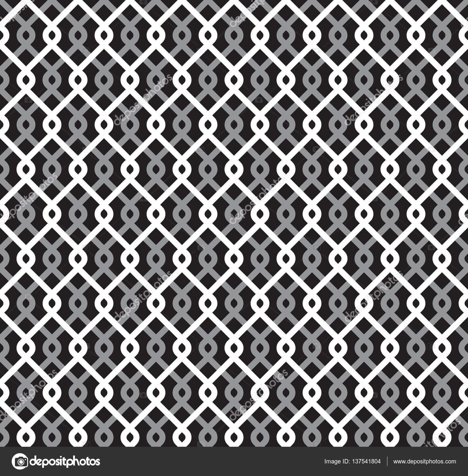 Kabelgebundene metallischen Zaun nahtlose Muster — Stockvektor ...
