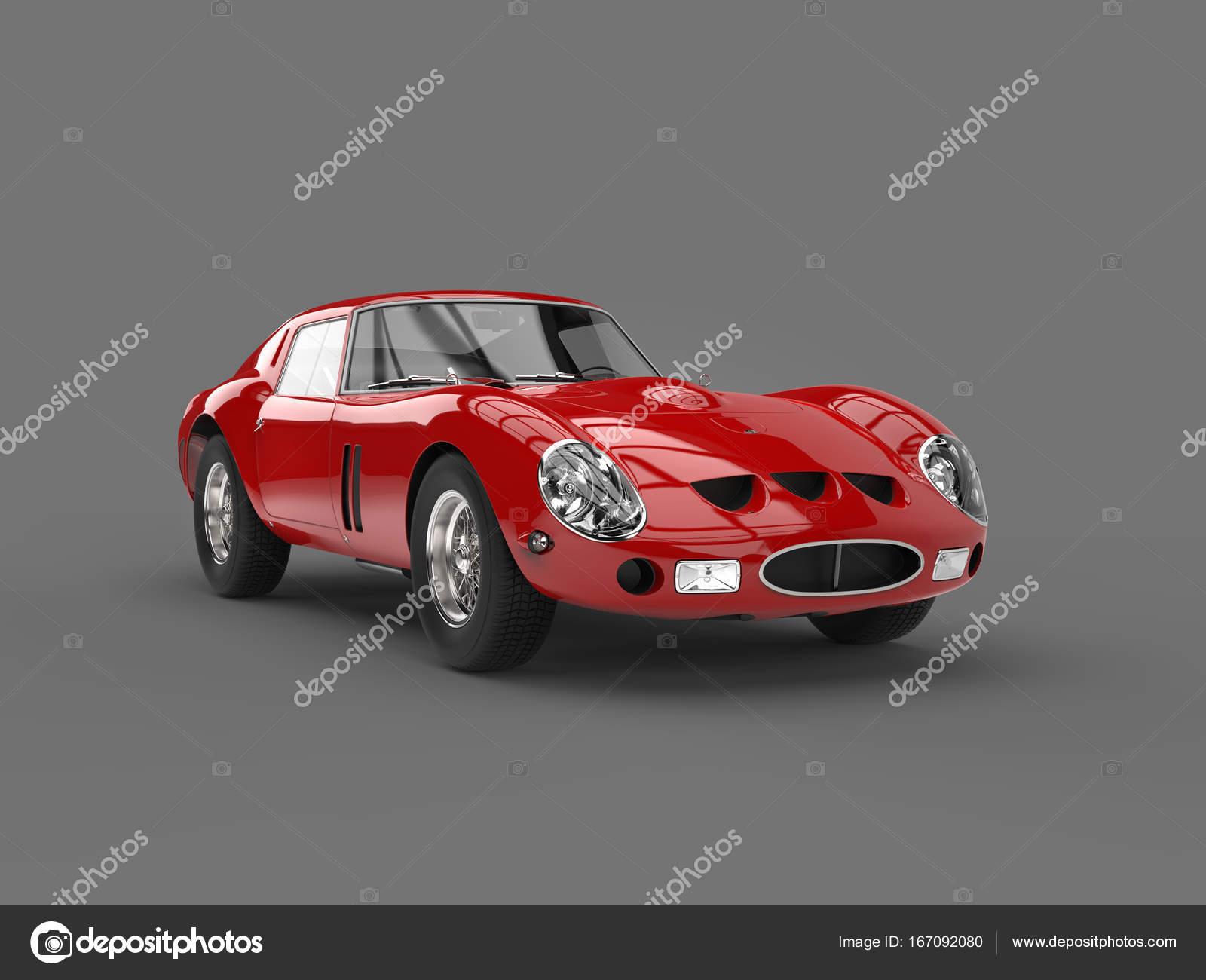 Rage red vintage race car – Stock Editorial Photo © Trimitrius ...