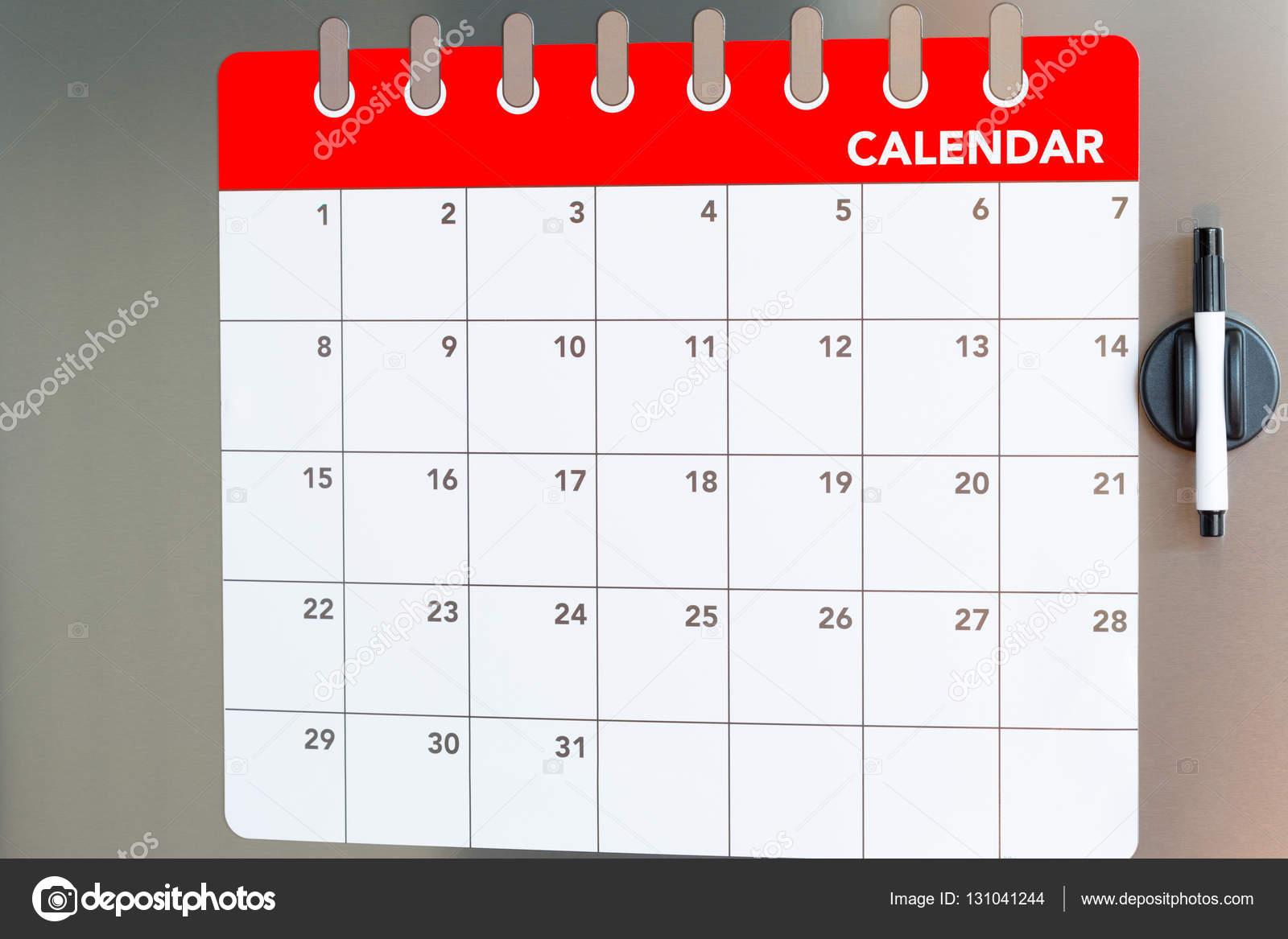 Kühlschrank Planer : Monatskalender im kühlschrank u2014 stockfoto © edu1971 #131041244