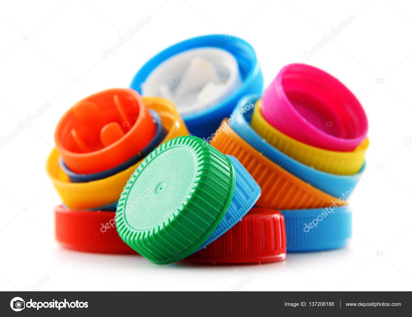 Imagenes de tapas de plastico composici n con tapas de for Tapas de plastico