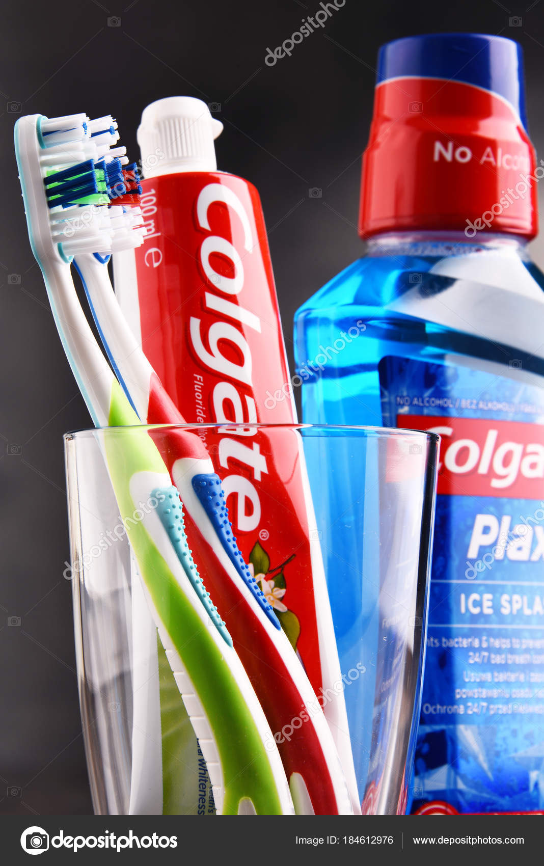 Pmage: colgate toothpaste picture | Composition with Colgate