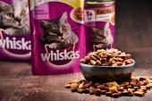 Whiskas cat potravinářské výrobky Mars Incorporated
